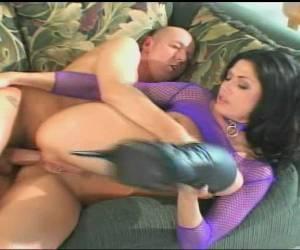 Intense anale seks voor Marina Visconti