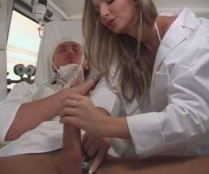 doctora porno pichado com el paciente
