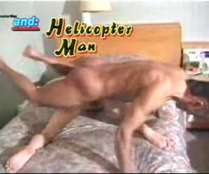 Helicopter sex