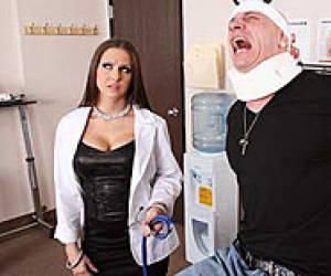 verwijsbrief Kirsten Price verzorgt een patient