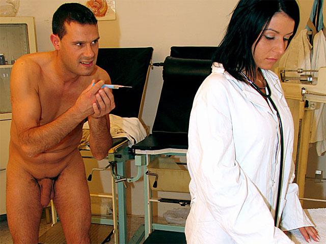 uniform Dokter Kink altijd een stapje verder